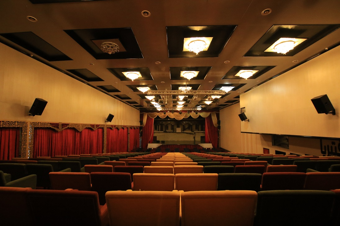 The opening of the times square theater which is  the largest theater in basra